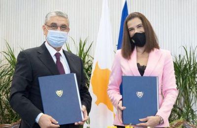 Κοινή Δήλωση Κύπρου - Αιγύπτου: Μεγάλο βήμα προόδου η Ηλεκτρική Διασύνδεση των δύο χωρών