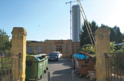 Κυπριακή Βιβλιοθήκη: Υποδοχή μετά κάδων και σακουλών