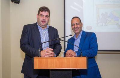 Α.Ιωσήφ: Έμπρακτη η στήριξη του λειτουργήματος του δημοσιογράφου από την Κυβέρνηση