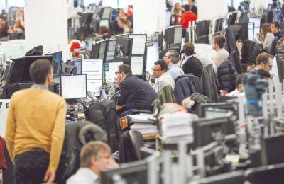 Παραμένει η νευρικότητα στις ευρωπαϊκές αγορές