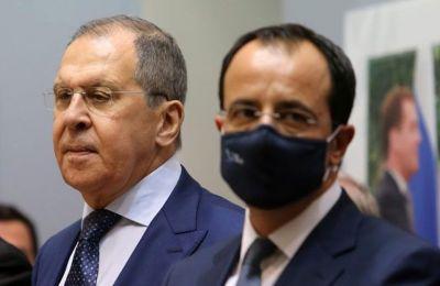 Κυπριακό και τουρκική προκλητικότητα στην ατζέντα Χριστοδουλίδη-Λαβρόφ