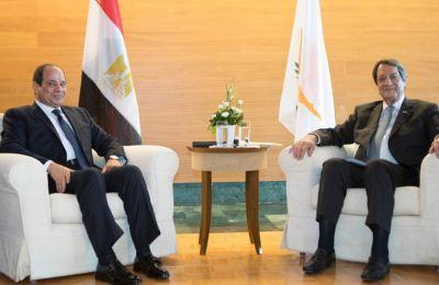 Τη συμφωνία Κύπρου - Αιγύπτου για αποφυγή διπλής φορολογίας επικύρωσε ο Αλ Σίσι