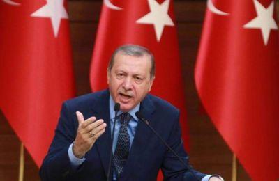 Υπόθεση Καβαλά: Χαιρετίζει τη δήλωση των πρεσβειών ο Ερντογάν