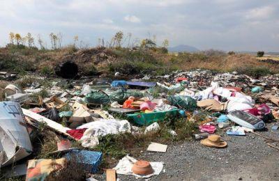 ΟΑΚ: Μέτρα για τερματισμό της ανεξέλεγκτης εναπόθεσης αποβλήτων