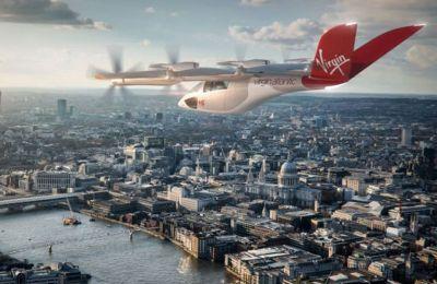 Ιπτάμενα ταξί στο Λονδίνο από το 2025