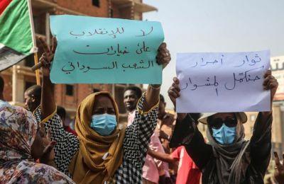 Σουδάν: Nεκροί και τραυματίες στις διαδηλώσεις κατά του πραξικοπήματος