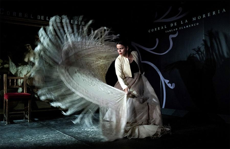 Η παράσταση της «bailaora»