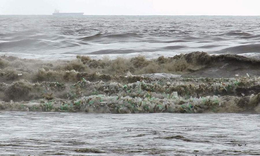 Κύματα πλαστικού