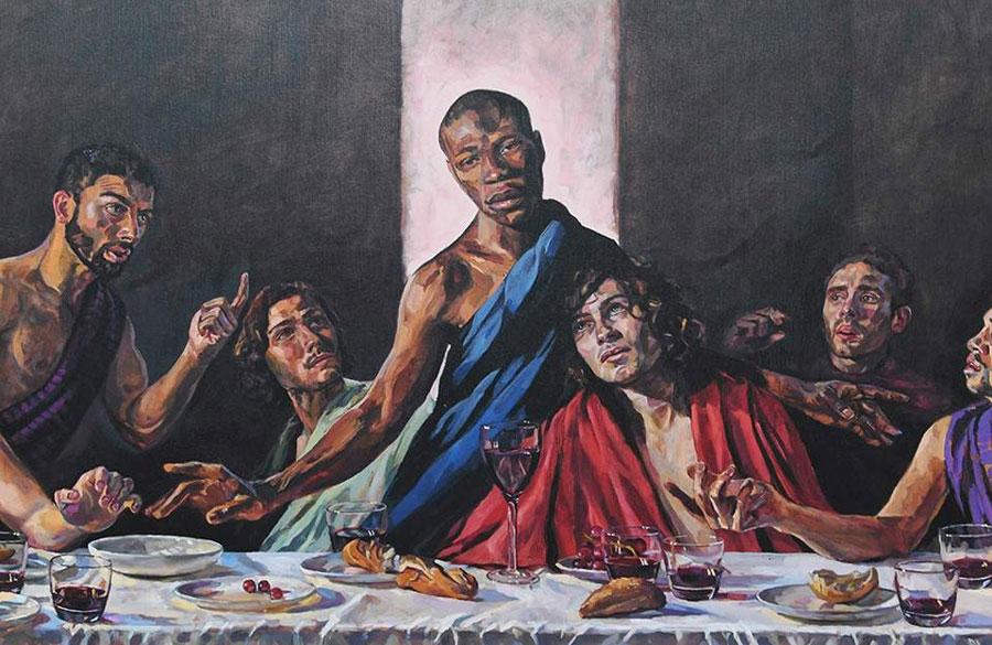 Μαύρος Χριστός στον Καθεδρικό