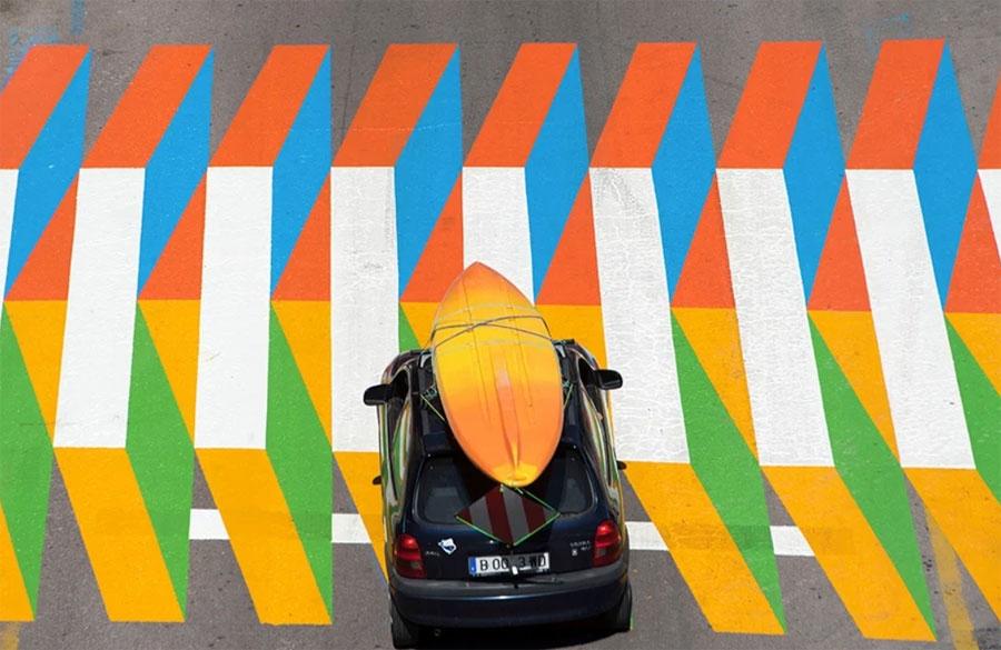 Τέχνη στον δρόμο